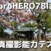 GoproHERO7Black 写真 レビュー 撮影設定比較